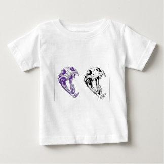Animal skulls design baby T-Shirt