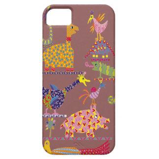 Animal soup iPhone SE/5/5s case