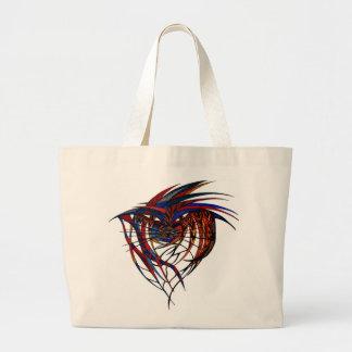 Animal Spirit Jumbo Tote Bag