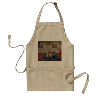 Animal - Squirrel - And stretch Two Three Four Apron