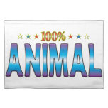 Animal Star Tag v2 Placemats