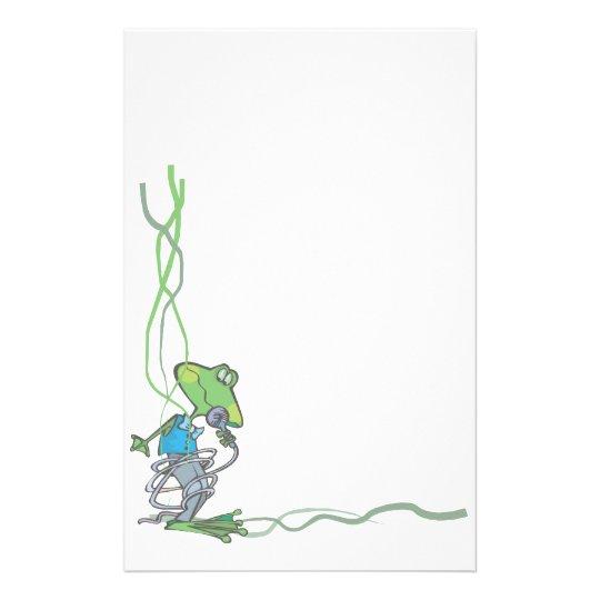 Animal Stationary Pet Lovers Frog Stationary Stationery