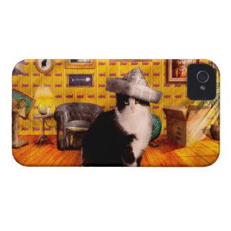 Animal - The Cat iPhone 4 Case-Mate Cases