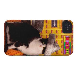 Animal - The Cat iPhone 4 Case