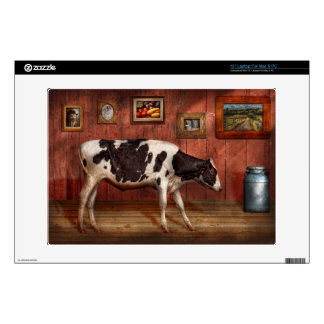 Animal - The Cow Laptop Decal