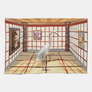 Animal - The Egret Kitchen Towels