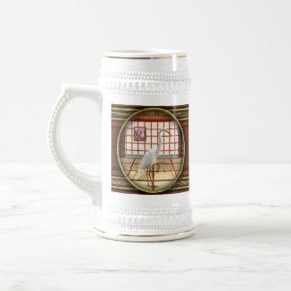 Animal - The Egret Coffee Mugs