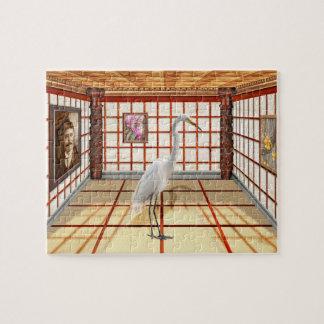 Animal - The Egret Puzzles
