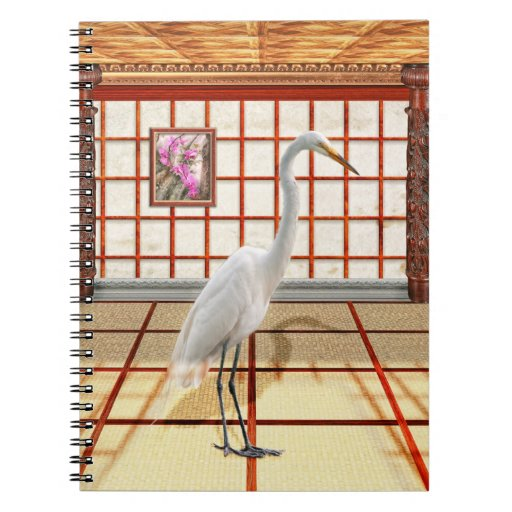 Animal - The Egret Spiral Note Books