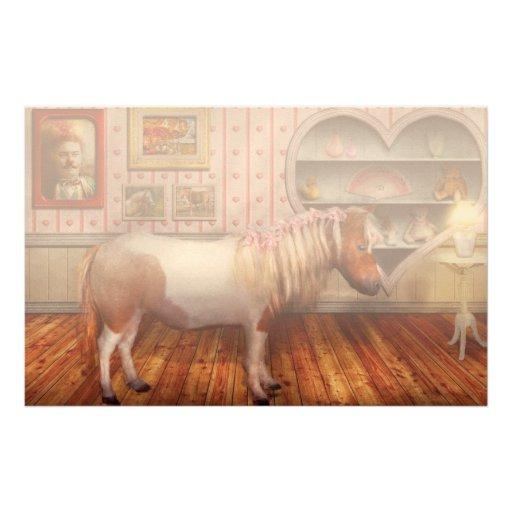 Animal - The Pony Stationery