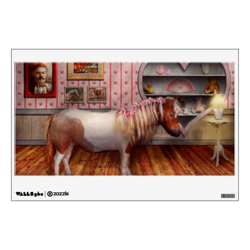 Animal - The Pony Wall Stickers