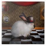 Animal - The Rabbit Large Square Tile