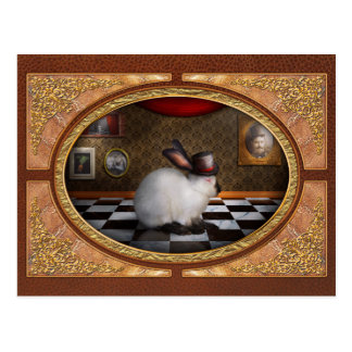 Animal - The Rabbit Postcard