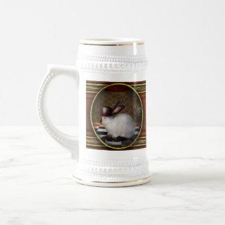 Animal - The Rabbit - Reverse version Mug
