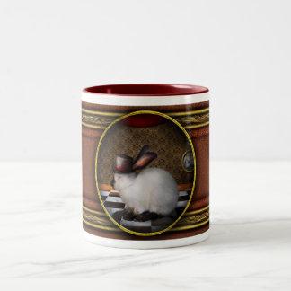 Animal - The Rabbit - Reverse version Mugs