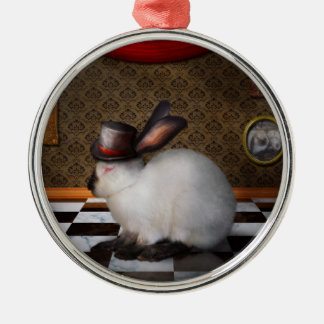 Animal - The Rabbit - Reverse version Christmas Tree Ornaments