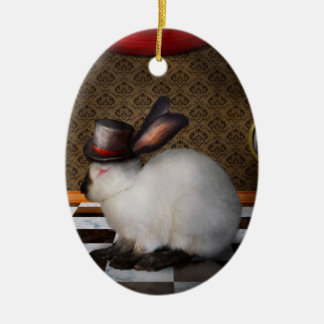 Animal - The Rabbit - Reverse version Ornaments
