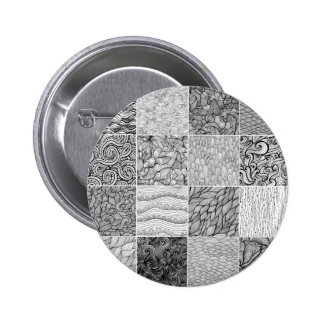 Animal Themed 2 Inch Round Button