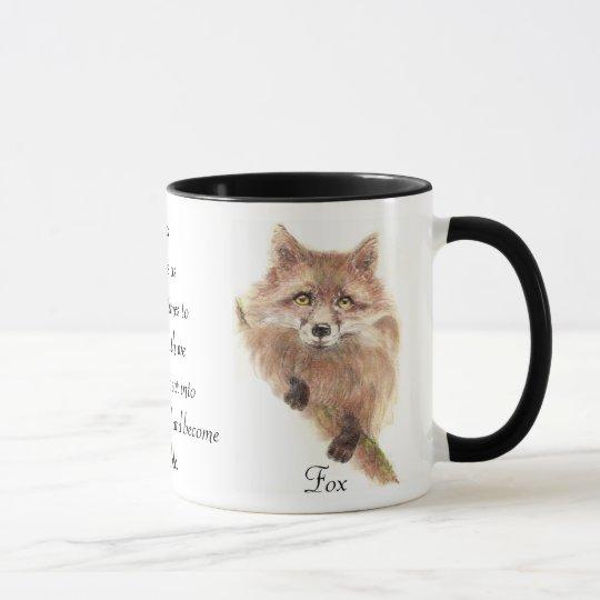 Animal Totem, Spiritual, Inspiration Encouragement Mug
