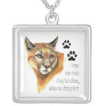Animal Totems, Encouragment and Inspiration Necklaces