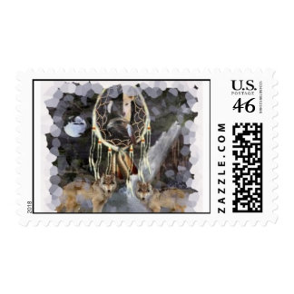 Animal Totems Stamps