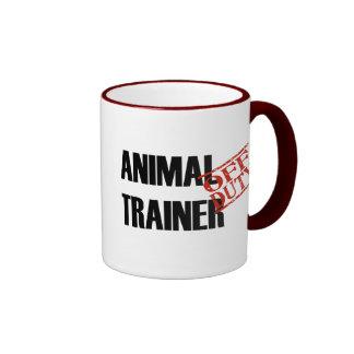 Animal trainer ringer coffee mug