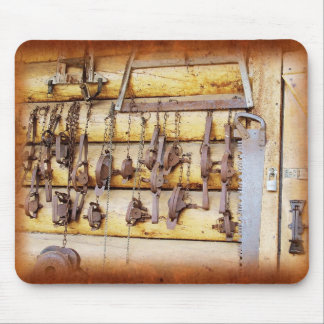 Animal Traps in Alaska Mouse Pad