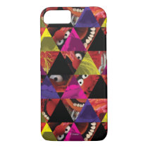 Animal Triangle Pattern iPhone 8/7 Case