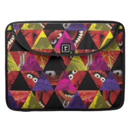 Animal Triangle Pattern Sleeve For MacBook Pro