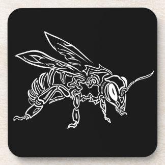 """""""Animal tribal surrealista del tótem de la abeja Posavaso"""