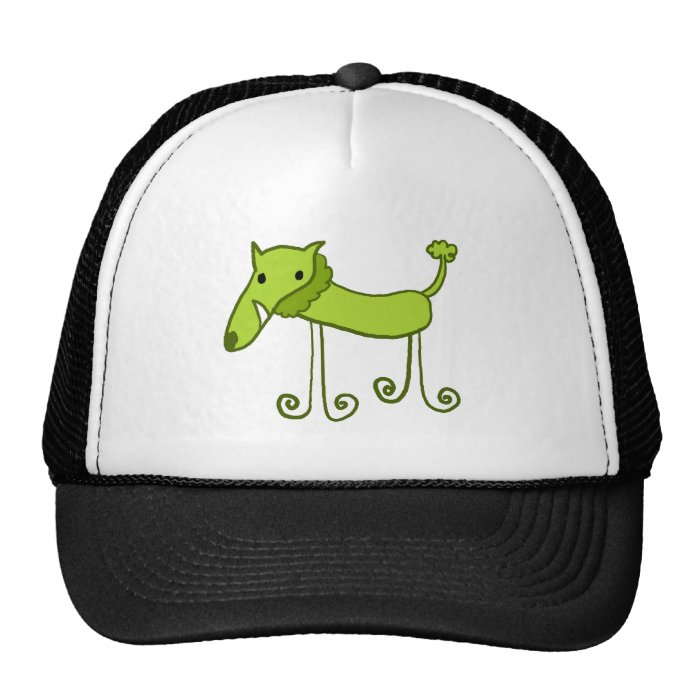 animal trucker hat