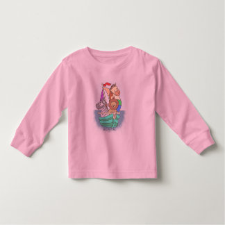 Animal Voyage 4 Toddler T-shirt