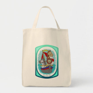 Animal Voyage 5 Tote Bag