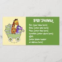 Animal Walk 5 Baby Shower
