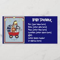 Animal Walk Baby Shower