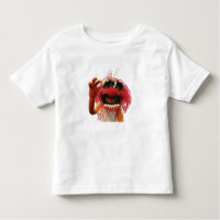 Animal wearing sunglasses toddler t-shirt