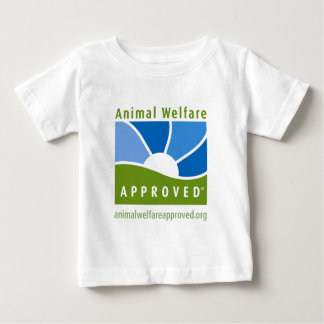 Animal Welfare Approved Baby T-Shirt