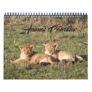 Animal Wild Life Office Home Destiny'S Destiny Calendar