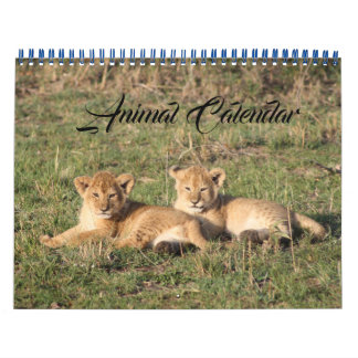 Animal Wild Life Office Home Destiny'S Destiny Calendar