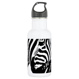 Animal wild vintage style 01 stainless steel water bottle