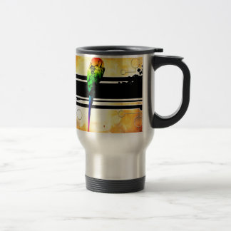 Animal wild vintage style gifts 06 travel mug