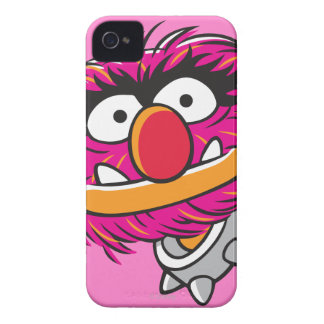 Animal With Collar iPhone 4 Case-Mate Case