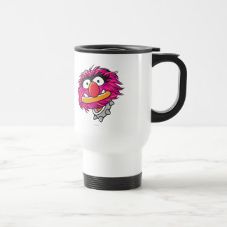 Animal With Collar Travel Mug