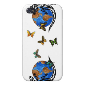 Animal World iPhone 4 Cover