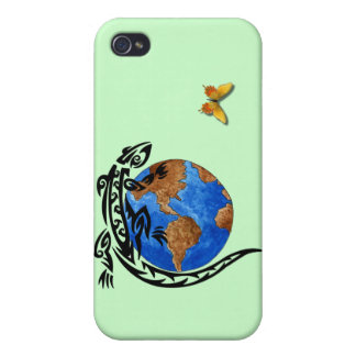 Animal World Case For iPhone 4