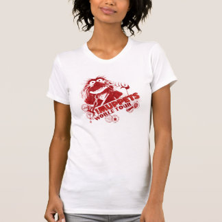 Animal World Tour T Shirt