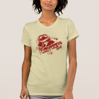 Animal World Tour T-shirts