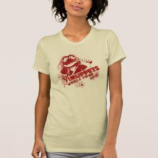 Animal World Tour Tee Shirt