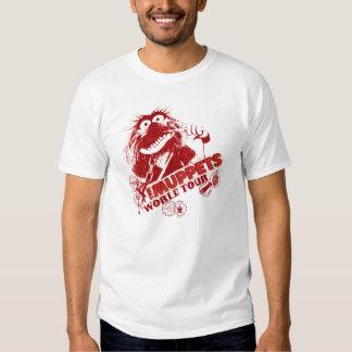 Animal World Tour Tee Shirts