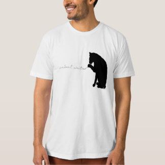 """""""animal writes"""" t shirt"""